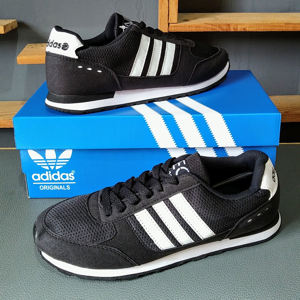 Sollozos Ondular competencia  Adidas Neo City Racer Casual Shoes Premium Material Check Field Prices |  Shopee Philippines