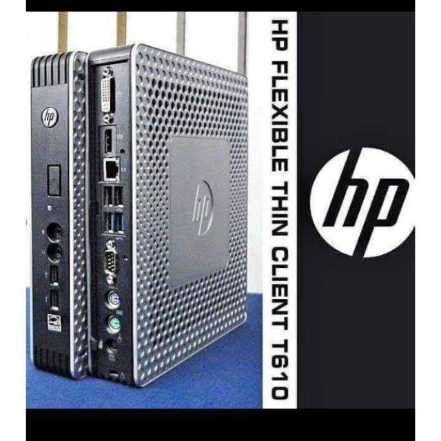 Hp thin clent t610 (system unit)