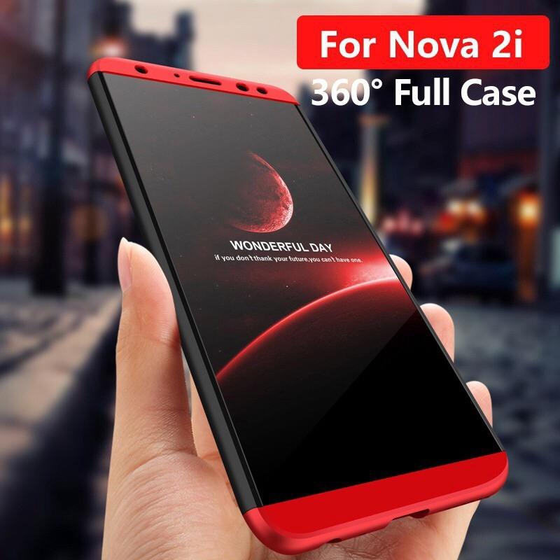new product 0f491 307ec Huawei Nova 2lite 2i 3i P20 P20lite 360 Protective Case