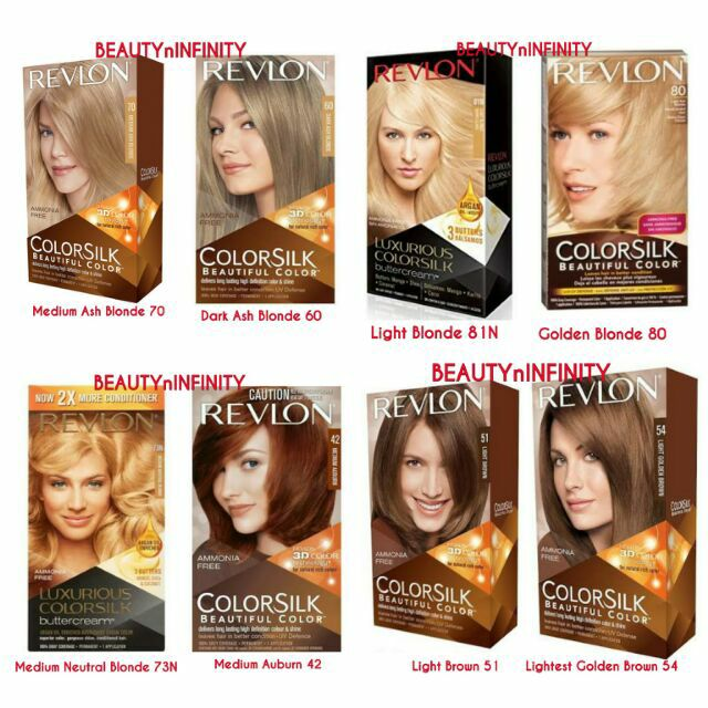 Gonispa Hair Color Chart Shopee Philippines