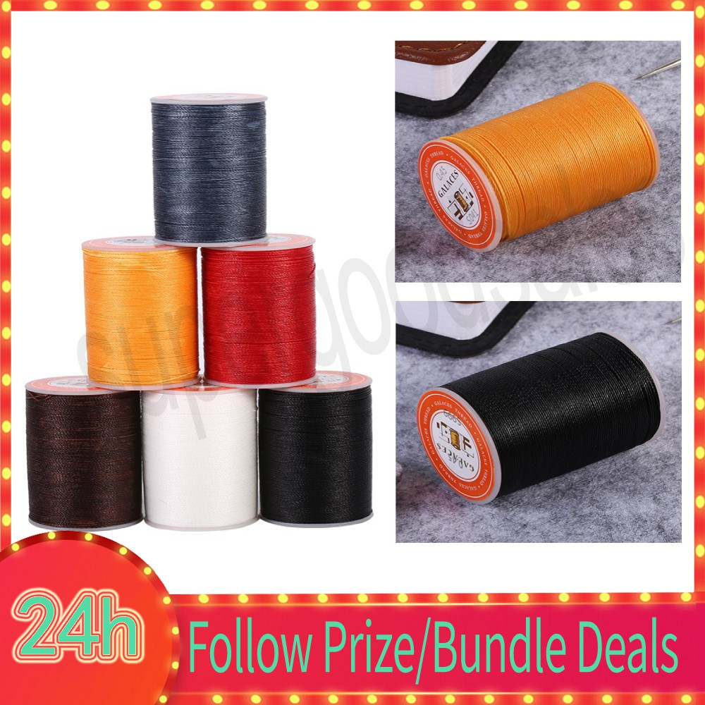 2 Spools 100/% Polyester Sewing Thread 3000yards Each with Seam Ripper