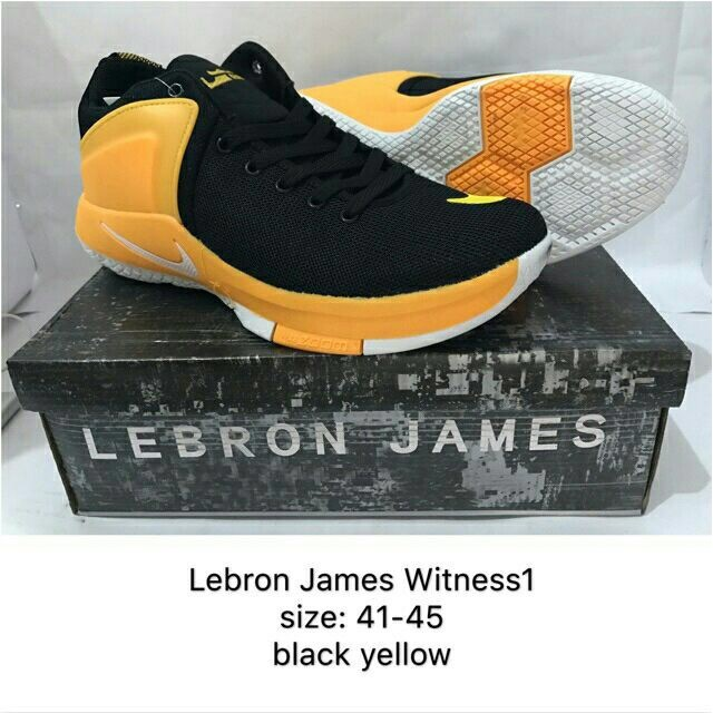 huge selection of fc07e 7bbcf Nike lebron James high cut basketball shoes for man   Shopee Philippines