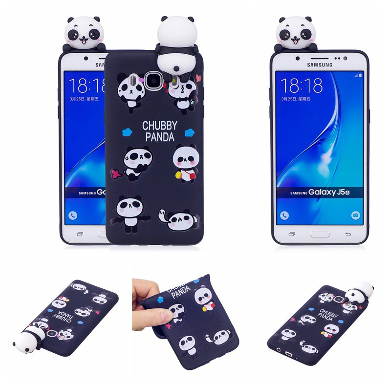 separation shoes f713a ea198 Samsung Note 8 J3 J5 J7 2016 J7 Pro Panda Soft Silicone Case