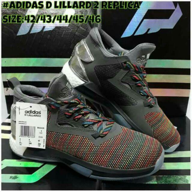 brand new 7d39b 30966 ADIDAS D LILLARD 2  Shopee Philippines