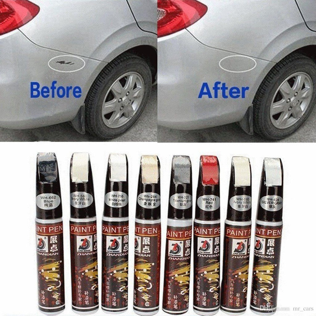 Car Fix Coat Paint Touch Up Pen Scratch Repair Remover Tools