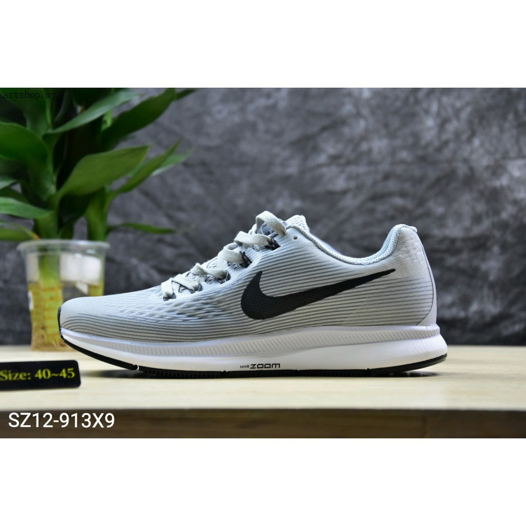 75be741e20568 Nike Running Shoes Air Span II retro men s Sports Sneakers
