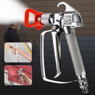 Spraying Machine Waterproof Splashing Baffle High Pressure Spray Guide 5000psi Airless Paint Sprayer Guide with G7//8in Connector