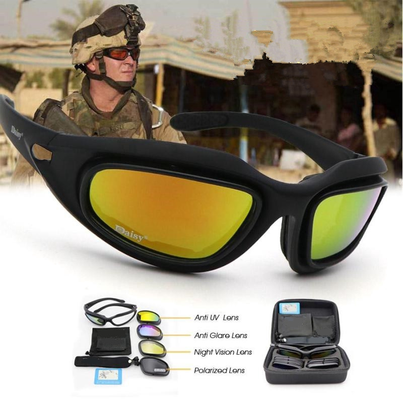 78dc9acb6aec ESS Polarized Tactical Sunglass UV protection Military Glas   Shopee  Philippines