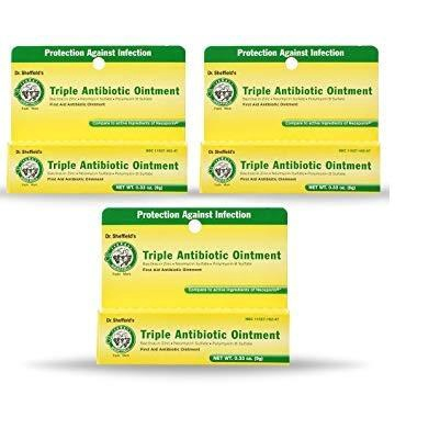 Dr  Sheffields Triple Antibiotic Ointment 9g pack (3 pack)