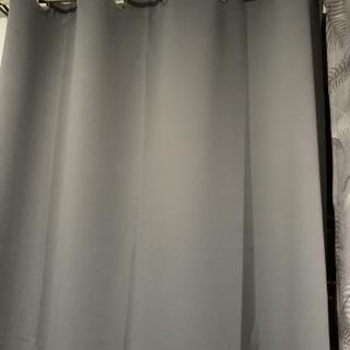 Blackout Curtain Medium Gray