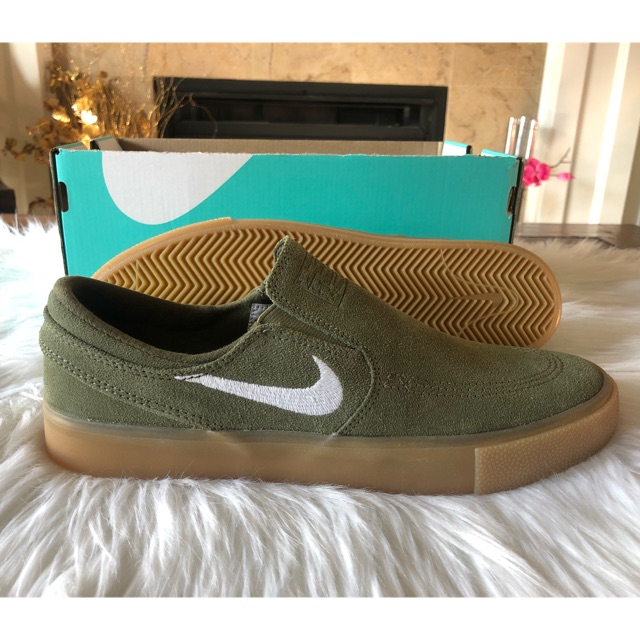 Algebraico oasis Adelante  SALE Original NIKE SB ZOOM STEFAN JANOSKI RM SLIP ON MENS SHOES Only 1 Left  in stock | Shopee Philippines