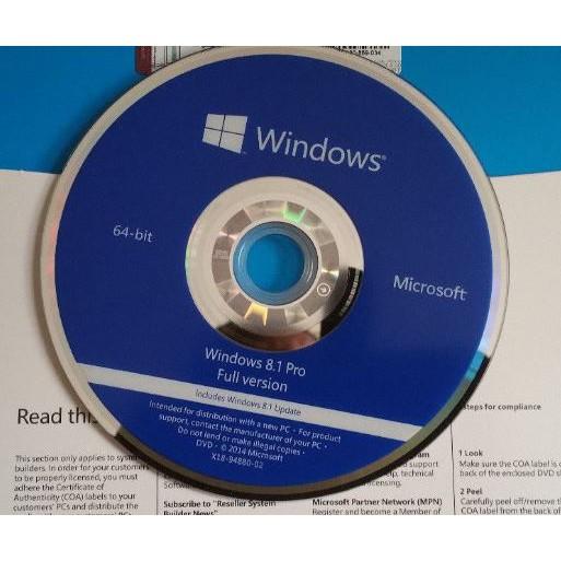 Windows 8 1 PRO / Repair Disk