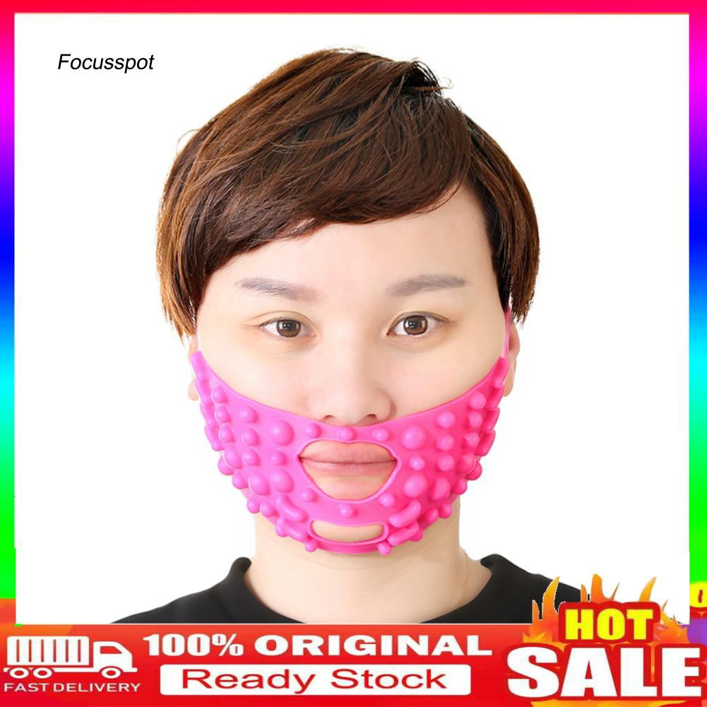【dobetter.kz】Silicone Face V-line Lift Firming Slimming Massage Mask Bandage Beauty Tool
