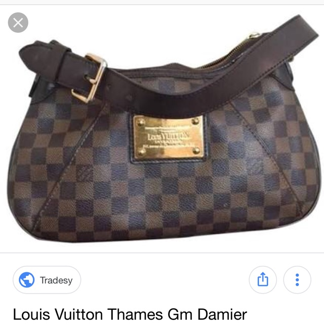 ebf59509659e Authentic Louis Vuitton Amazon Danube