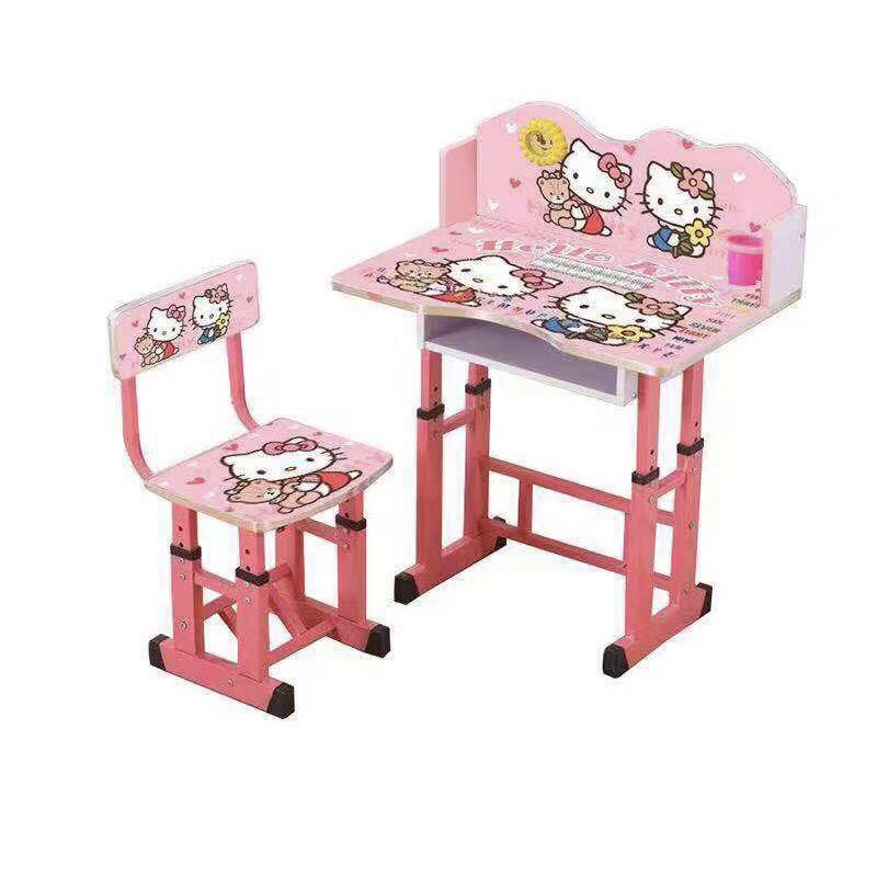 Admirable Cartoons Kids Wooden Table And Chair Evergreenethics Interior Chair Design Evergreenethicsorg