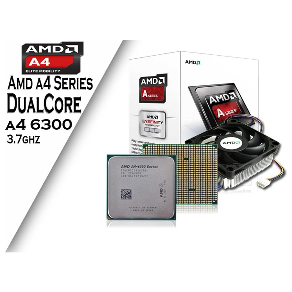 amd a4 6300 drivers download