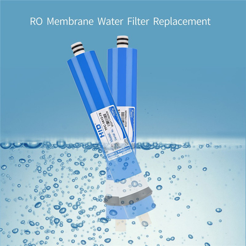 a92bf3843 Water Filter Cartridge Reverse Osmosis RO Membrane 50gpd 75gpd Household  Replace