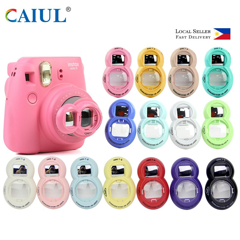 3a3455c93 Caiul Close-Up Lens for Fujifilm Instax Mini 7S/8/8S/9 | Shopee Philippines