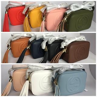 476723ea242eb 05ln Gucci Soho Leather Disco Bag j3shop   Shopee Philippines