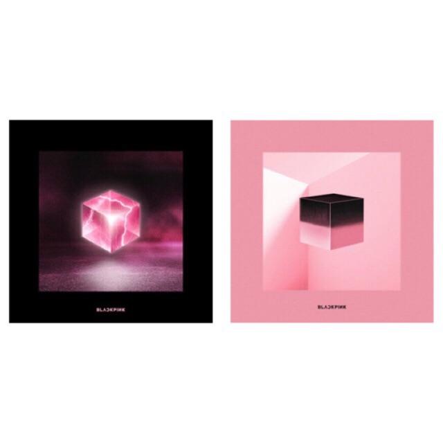 ✈️FRESH FROM KOREA✈️Blackpink Square Up Mini Album