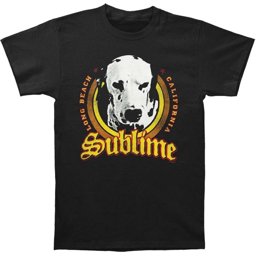 087298831 Sublime Lou Dog Summer Men T-shirt | Shopee Philippines
