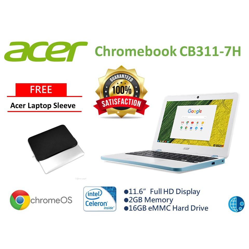 ACER Chromebook CB311-7H Laptop