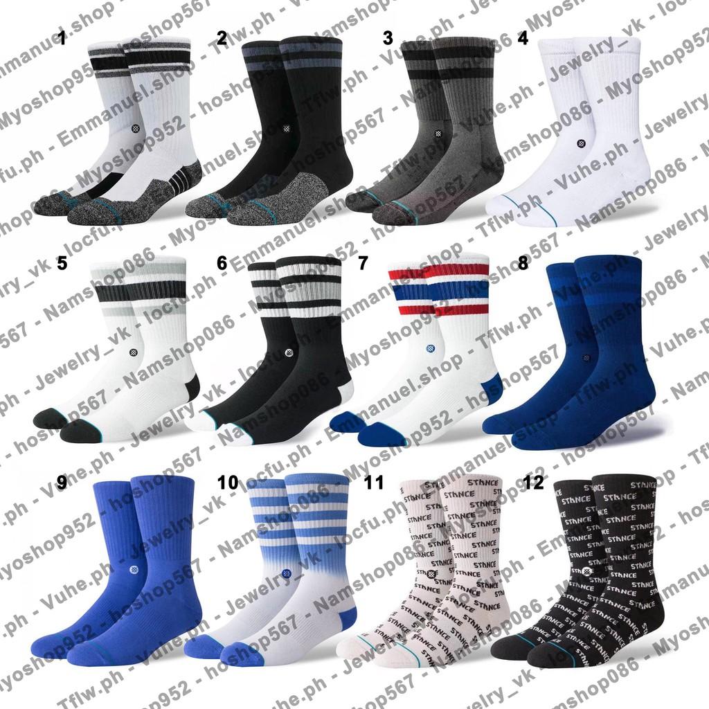 STANCE Cash Fushion Basketball Crew Socks