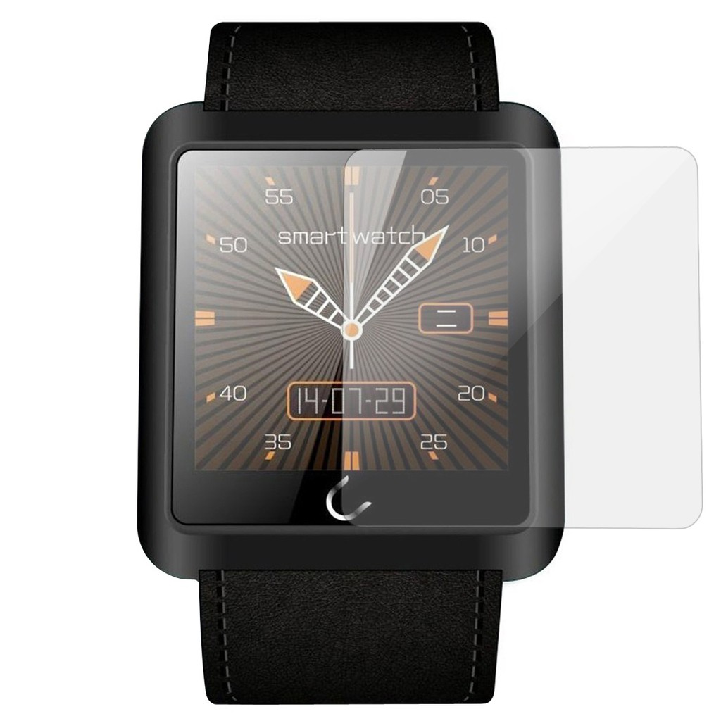 2 pcs Tempered Glass Screen Protector Film Anti-Scratch for Xiaomi Huami Amazfit | Shopee Philippines