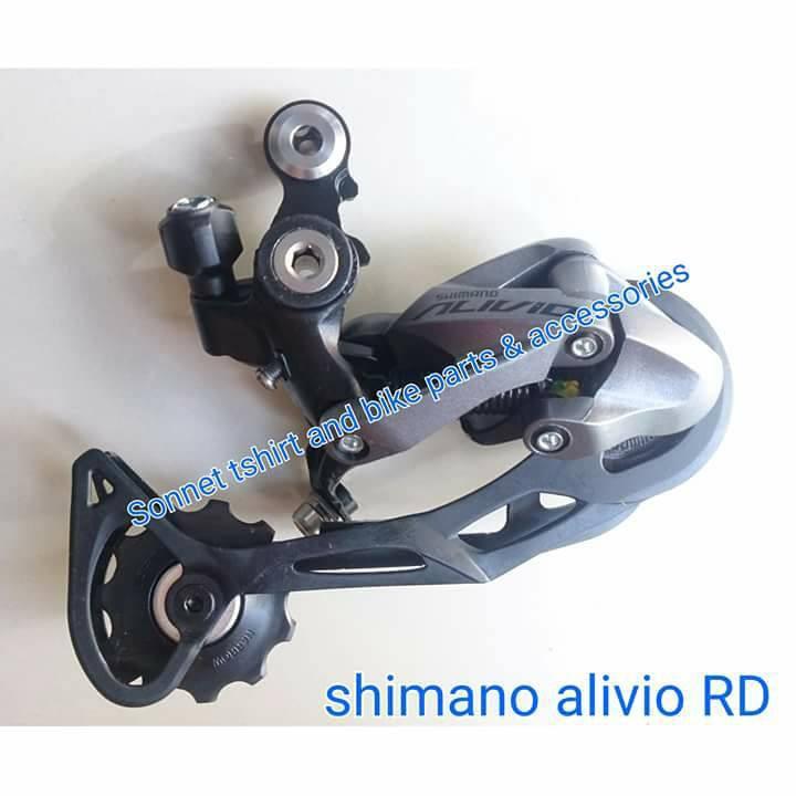 Bike Parts Shimano Alivio Rd Shopee Philippines