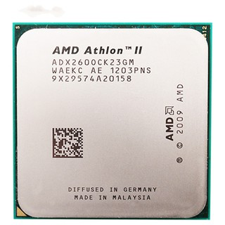 Athlon Ii X2 270 3 4 Ghz Dual Core Processor Socket Am3 Am2 938 Pin Cpu Shopee Philippines