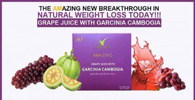 Grape Juice Garcinia Cambogia Shopee Philippines
