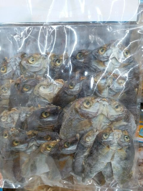 Dried Fish and Squid (danggit and pusit) 250grams | Shopee