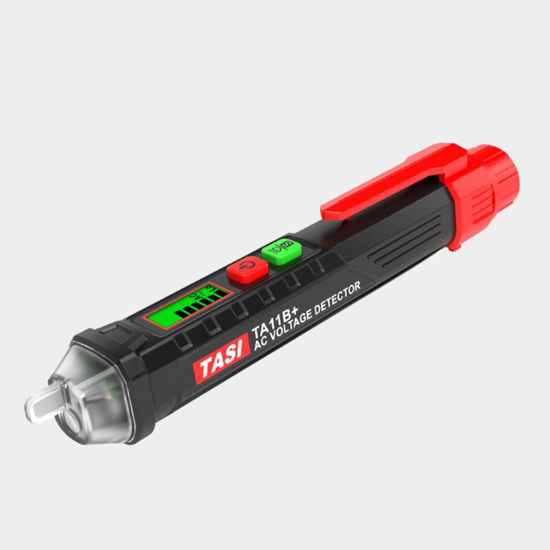 Non-Contact Voltage Tester Detector Induction Pen LED Flash Alert 12V-1000V MA