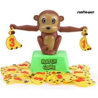 SUN Monkey Banana Game Math Balancing Scale Children ...