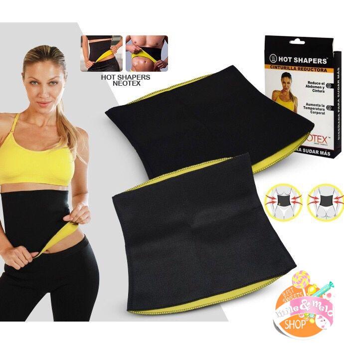 0ec821cf76 👍LBC COD Hot Shapers Slimming Belt Weight Reducing artifact ...