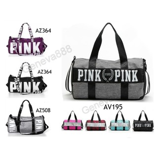 b827492e18f4c Victoria's Secret overnight weekend gym bag | Shopee Philippines