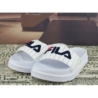 b44d30ff Fila Drifter Pool Slides in Navy Blue beach shoes flip flops ...