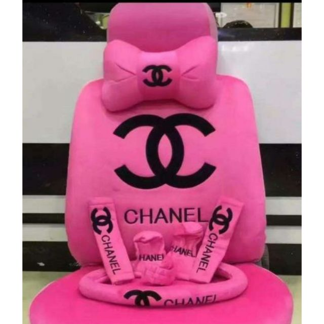 Incredible Cod Chanel 20 In1 Cartoon Car Seat Cover Pdpeps Interior Chair Design Pdpepsorg