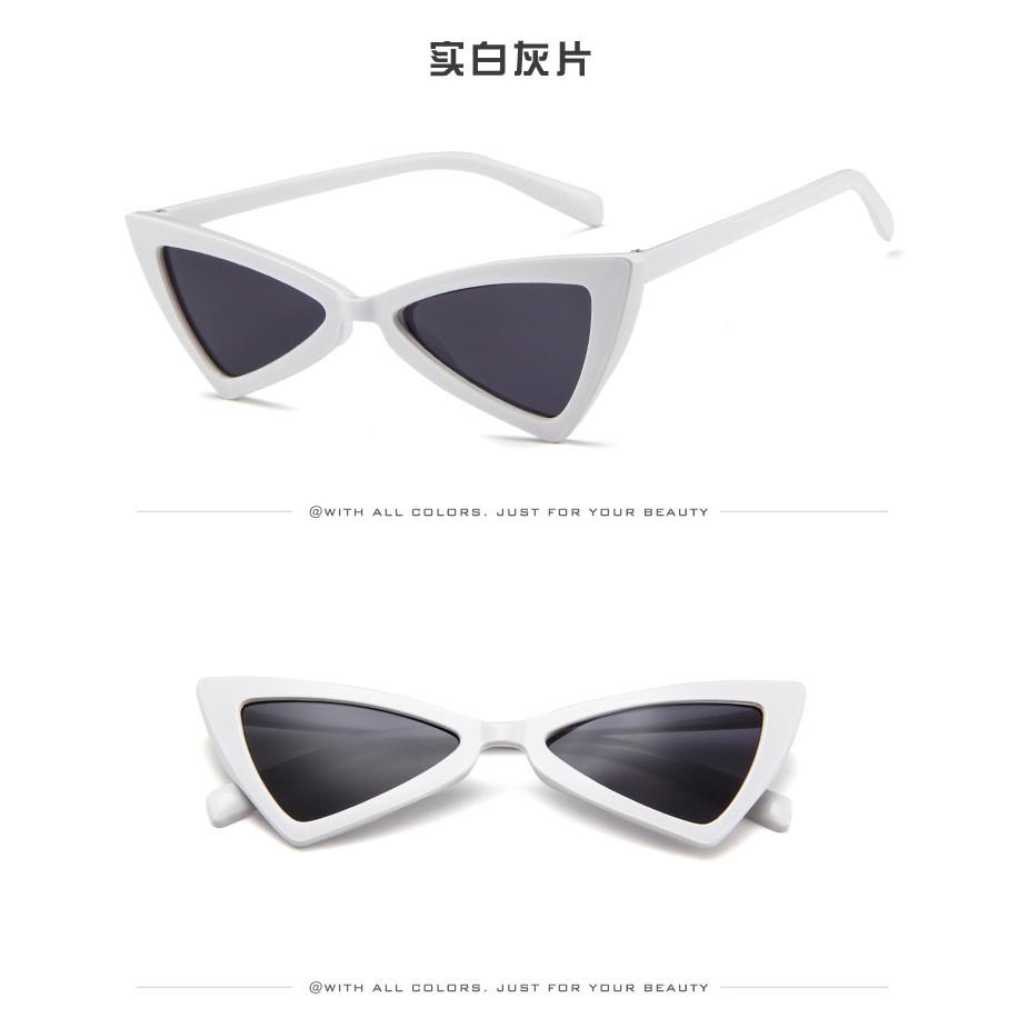 3db8073d307 Korean cat eye fashion retro glasses frame eyeglass eyewear