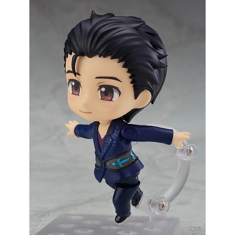 YURI!! on ICE Katsuki Yuri 736# Nendoroid Action Figure toy doll change face