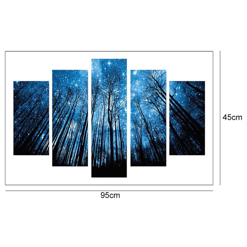 Full Drill DIY 5D Diamond Painting Embroidery Cross Crafts Stitch Kit Home Decor