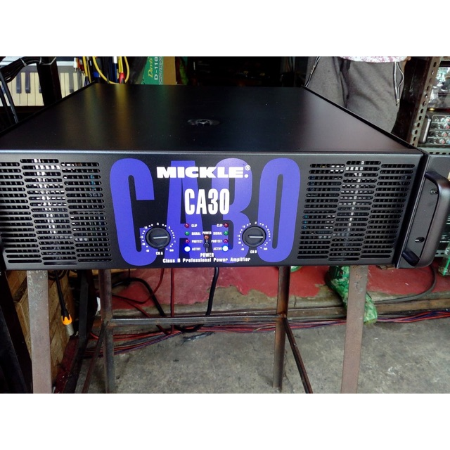 Mickle Power Amplifier CA30 free shipping