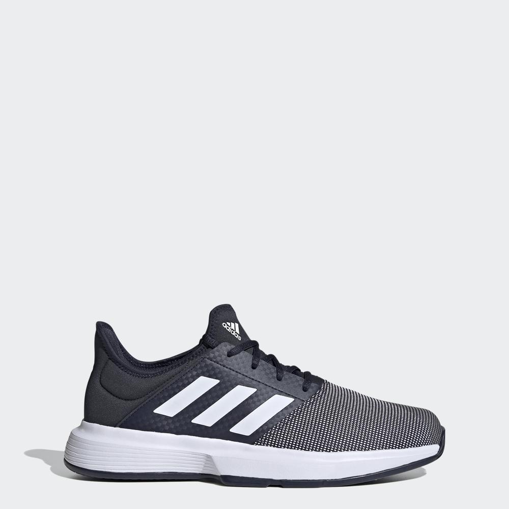 adidas TENNIS GameCourt multicourt tennis shoes Men Blue FU8110