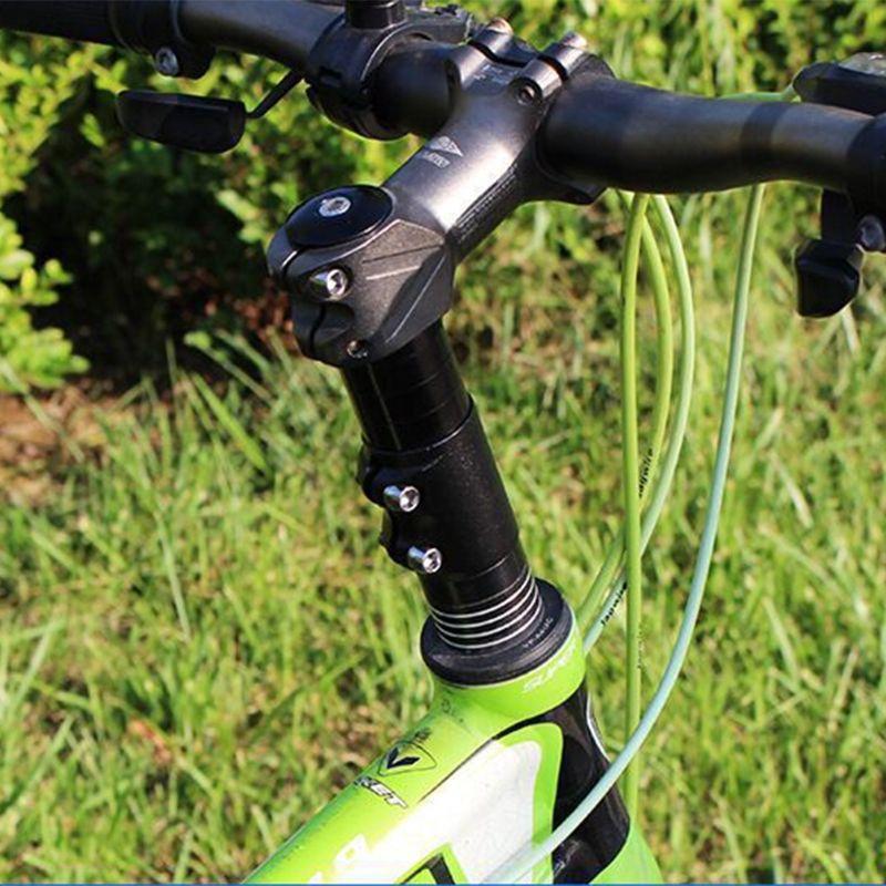 Alloy Handlebar Fork Stem Riser Bicycle Bike Rise Up Extender Head Adapter 28mm