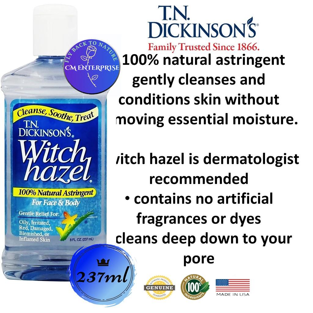 natural witch hazel