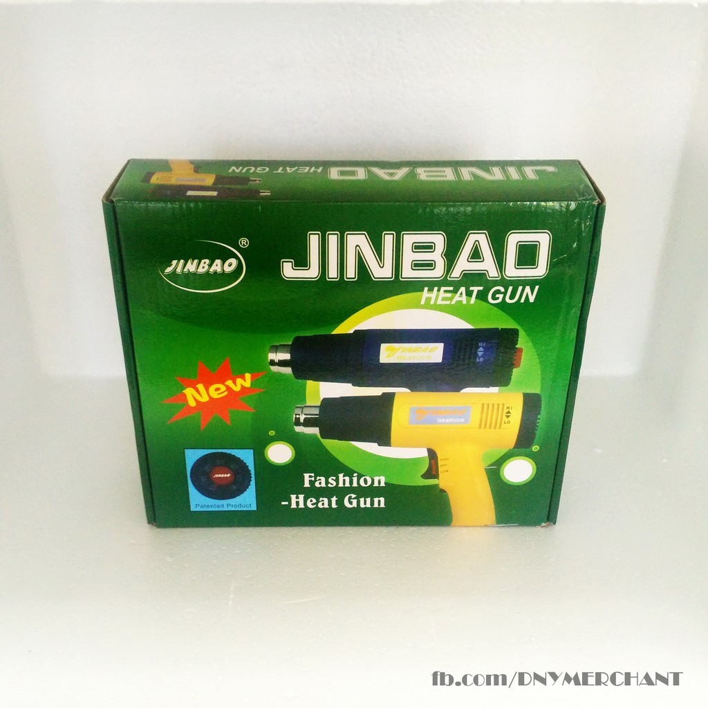 Brandnew Jinbao Heat Gun Shopee Philippines