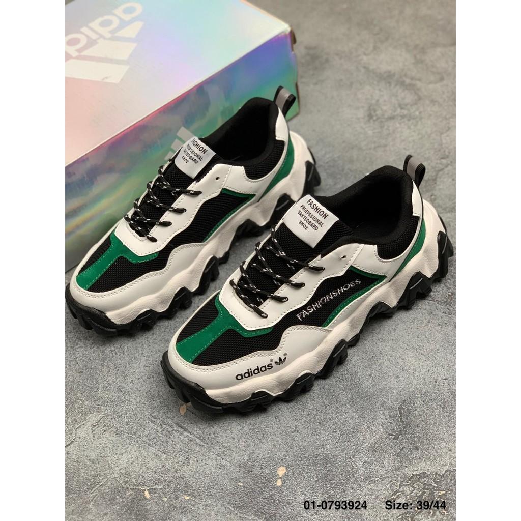 Ceder resistirse Suposición  Adidas shoes 2020 new Korean version of Dad shoes trendy wild sports shoes  | Shopee Philippines
