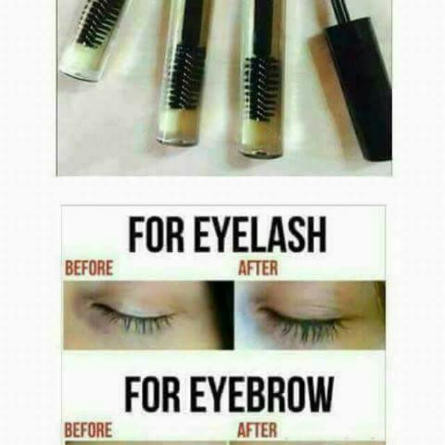 Castor Oil For Eyelashes And Eyebrows Shopee Philippines