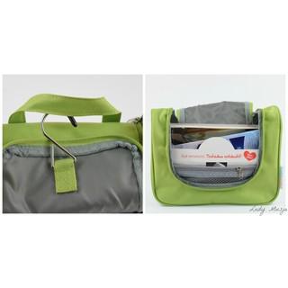 b061df1dbf0c DINIWELL Travel Organizer Toiletry Costmetic Makeup Bag | Shopee ...