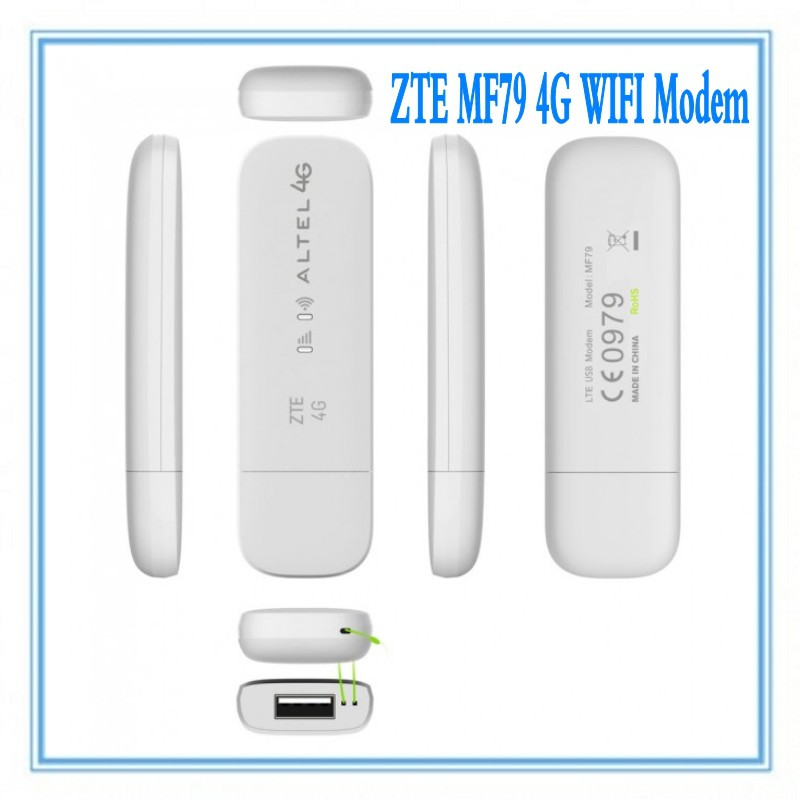 ZTE MF79,150Mbps 4g wifi usb dongle modem unlock